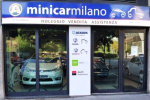 Minicarmilano è rivenditore ufficiale Aixam, AixamPRO, e-Aixam, Minauto a Monza e Milano