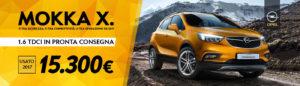 Opel Mocca X
