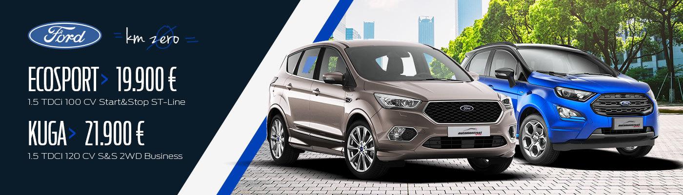Ford Ecosport & Kuga