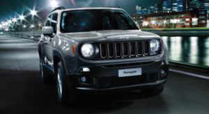Jeep Renegade km0 Roma