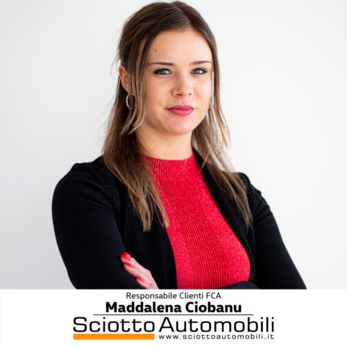 Maddalena Ciobanu
