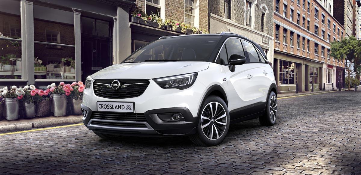 Opel Crossland X a Monza e Brianza