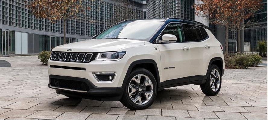 Scopri nuova Jeep Compass da Autolocatelli