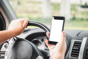 ritiro patente cellulare alla guida