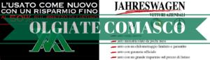 Jahreswagen Olgiate Comasco