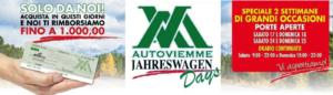 jahreswagen day