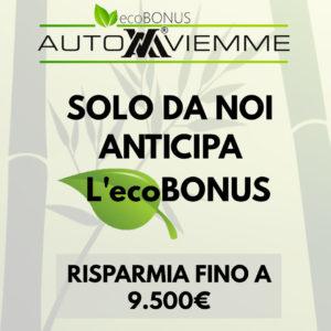 incentivi auto ecobonus
