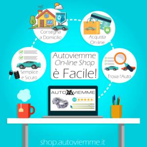e-commerce auto usate como varese olgiate consegna a domicilio sanificazione