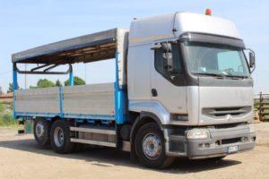 camion usato renault premium 400